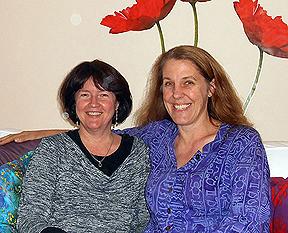 Cynthia Sue Larson and Andie Hight on Wisdom Radio