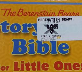Berenstein Berenstain Bears