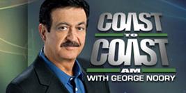 George Noory on Coast to Coast AM