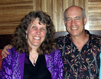 Cynthia Sue Larson & Jeff Mishlove