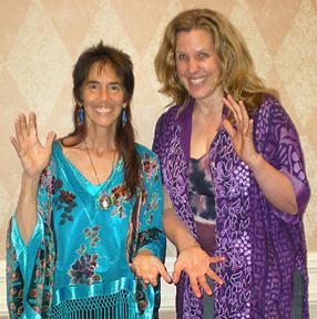Carol Skylark & Cynthia Sue Larson
