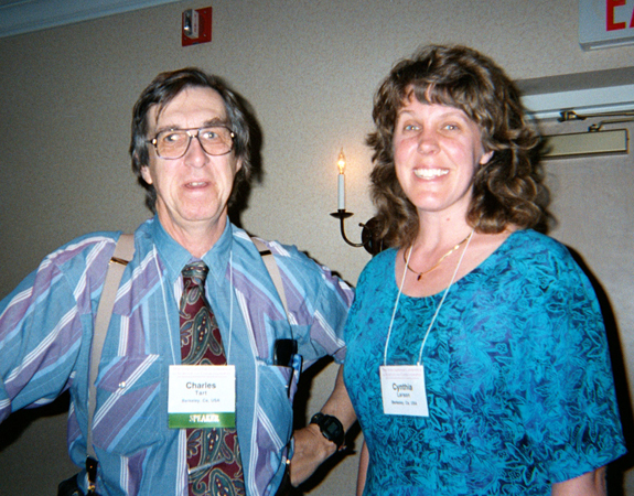 Charles Tart and Cynthia Sue Larson