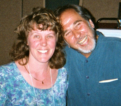 Cynthia Sue Larson and Bruce Lipton