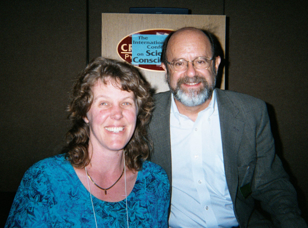 Cynthia Sue Larson and Gary Schwartz