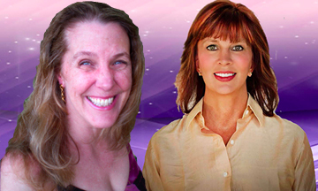 Cynthia Sue Larson and Christine Andrew on Enlightening Radio