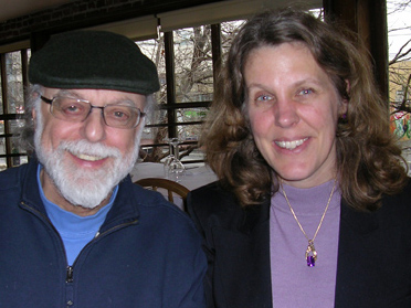 Dr. Quantum Fred Alan Wolf and Cynthia Sue Larson