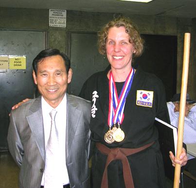 In Hyuk Suh & Cynthia Sue Larson