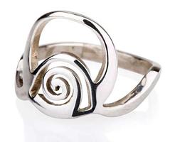Silver Abundance Ring