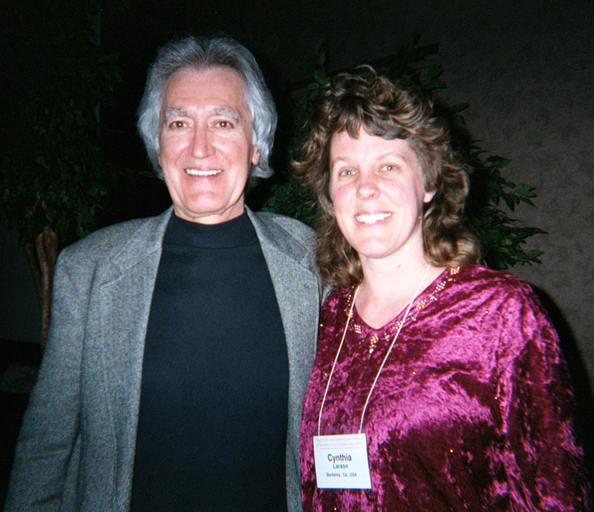 Larry Dossey and Cynthia Sue Larson