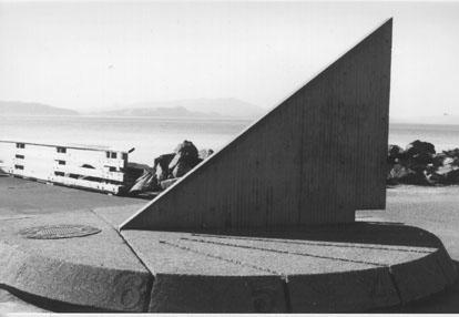 Sundial at Berkeley Marina
