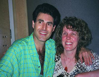 Uri Geller & Cynthia Sue Larson
