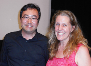 Yasunori Nomura and Cynthia Sue Larson