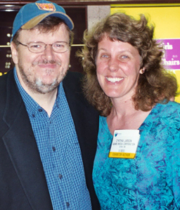 Michael Moore & Cynthia