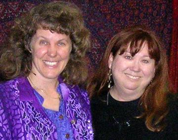 Cynthia Sue Larson & Alijandra