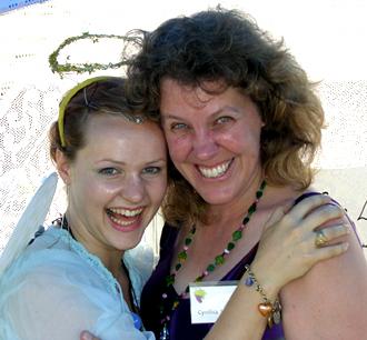 Cynthia Sue Larson & Grace
