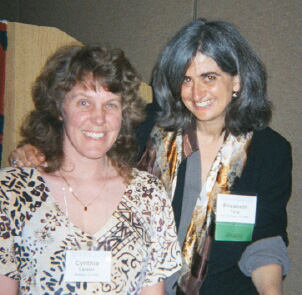 Cynthia Sue Larson and Elisabeth Targ