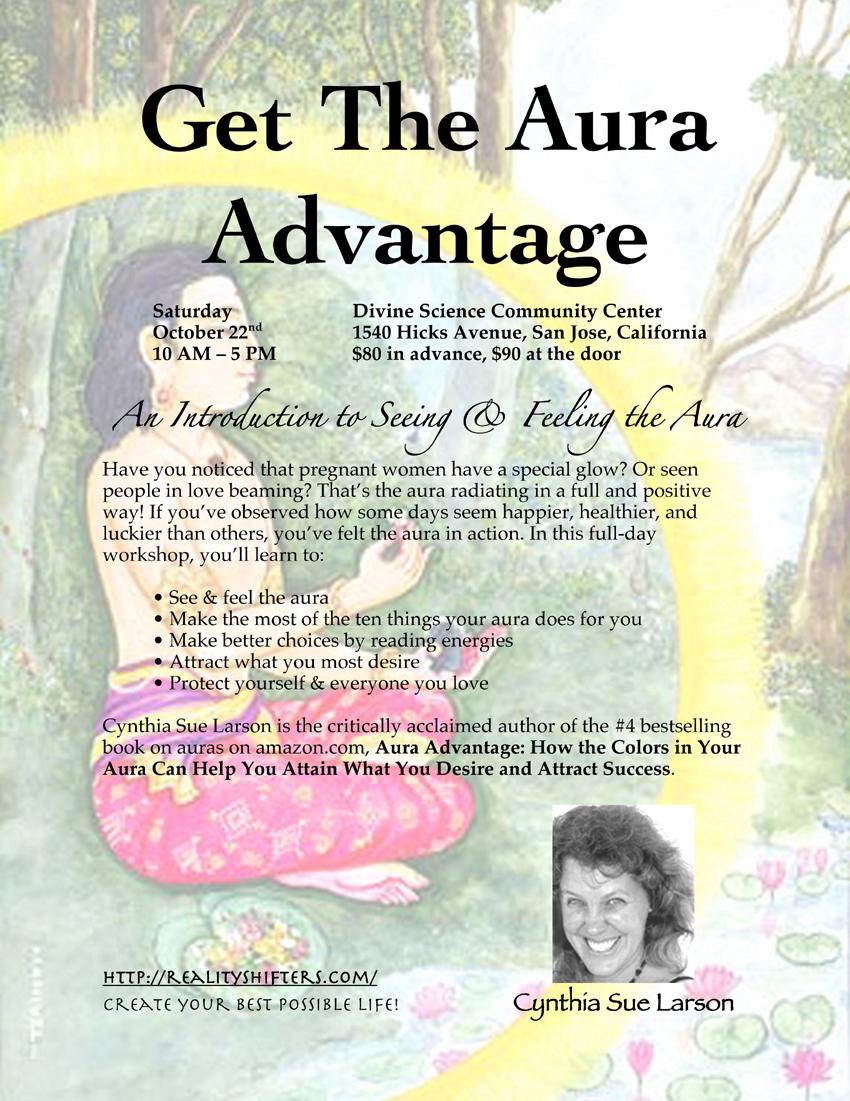 Get the Aura Advantage Workshop