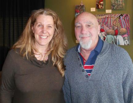 "Cynthia Sue Larson and Dr. Stuart Hameroff""></a><br> <font size="