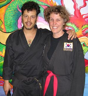 Peter Rivera & Cynthia Sue Larson