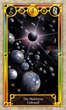 Quest Tarot Multiverse Card