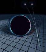 Spacetime Light Curves