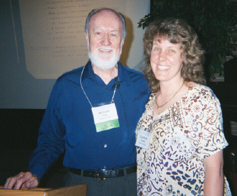 William Tiller and Cynthia Sue Larson